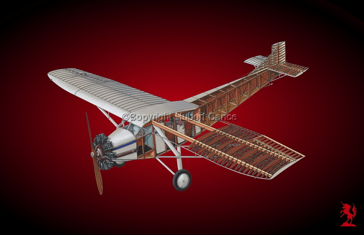 Farman F190 #1.4 (large view)