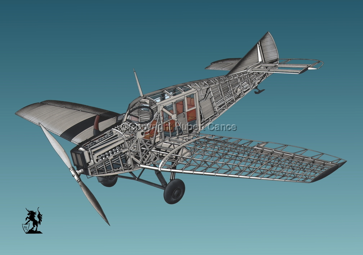 Junkers F.13 #1.5 (large view)