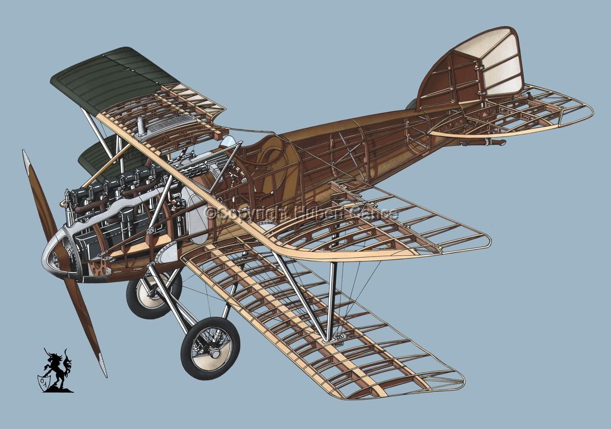 Albatros D.III #1.5 (large view)