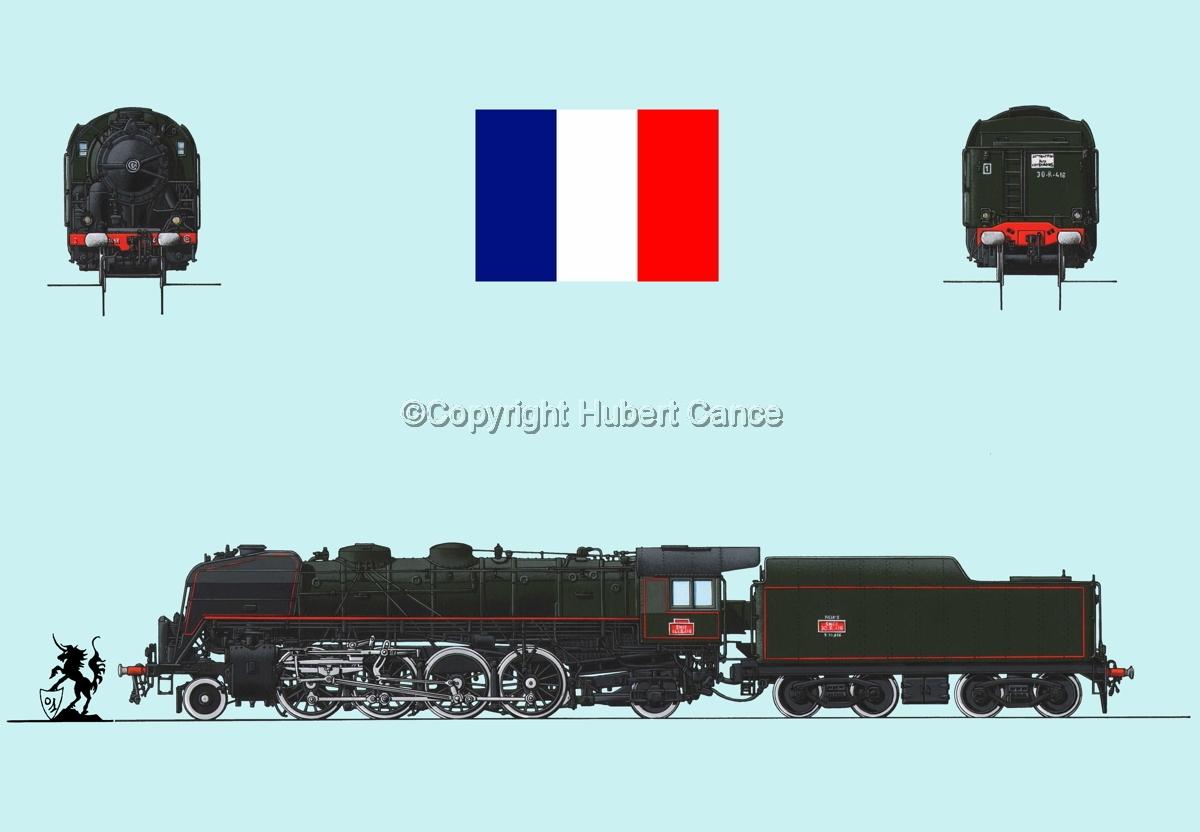 141R SNCF (France) Flag #1.2 (large view)