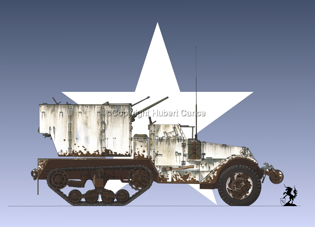 M15 MGMC Half-Track (Roundel #1) (large view)
