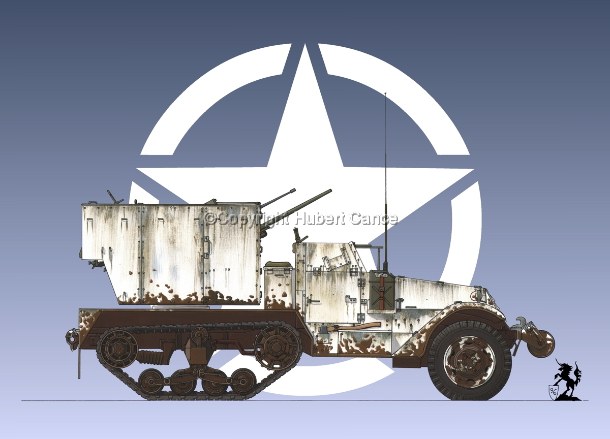 M15 MGMC Half-Track (Roundel #2) (large view)
