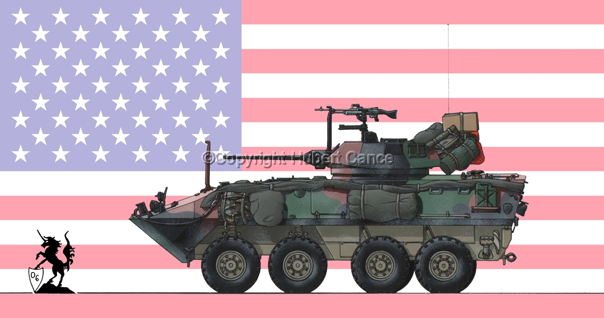 LAV 25 (Flag #1) (large view)