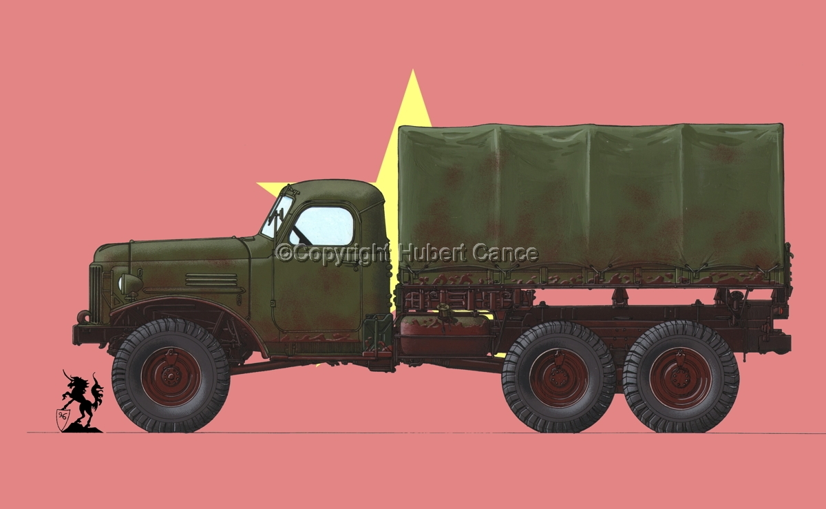 ZIL-157K (Flag #3) (large view)