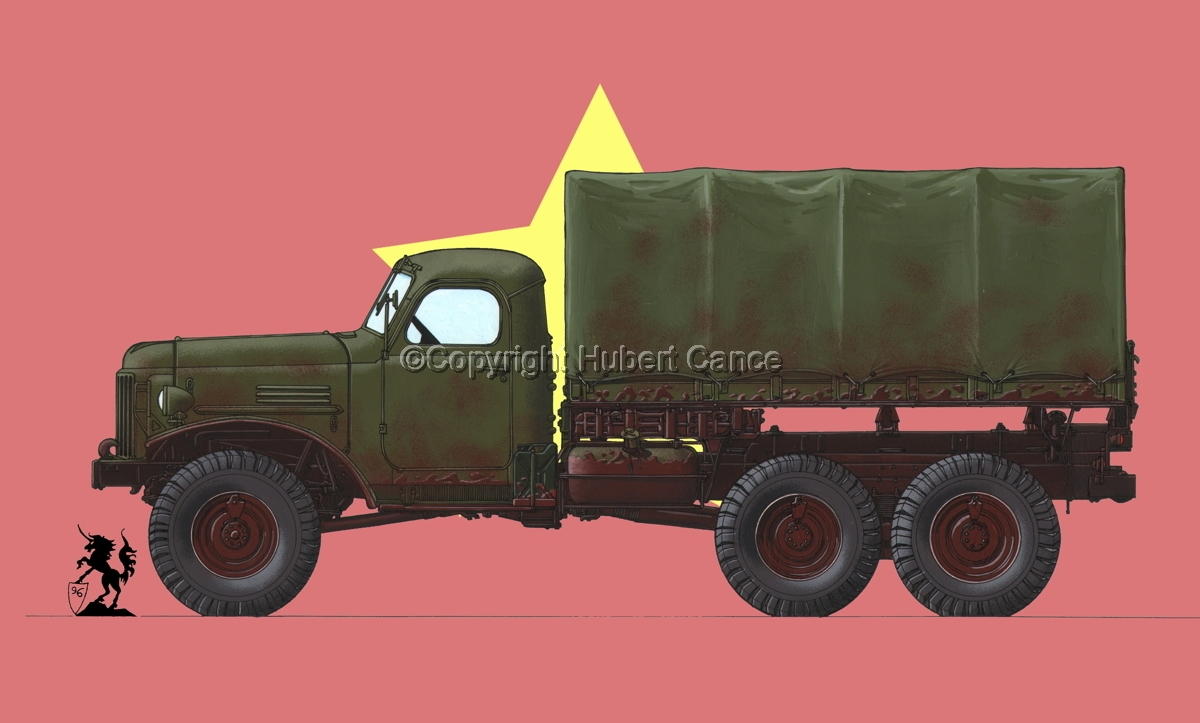 ZIL-157K (Flag #4) (large view)