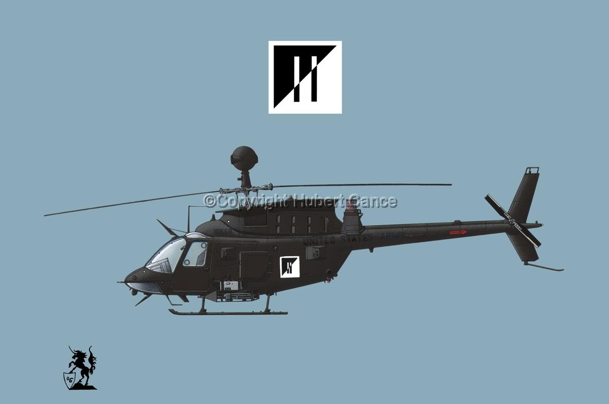 "Bell OH-58D ""Kiowa Warrior"" (Insignia #4.2) (large view)"