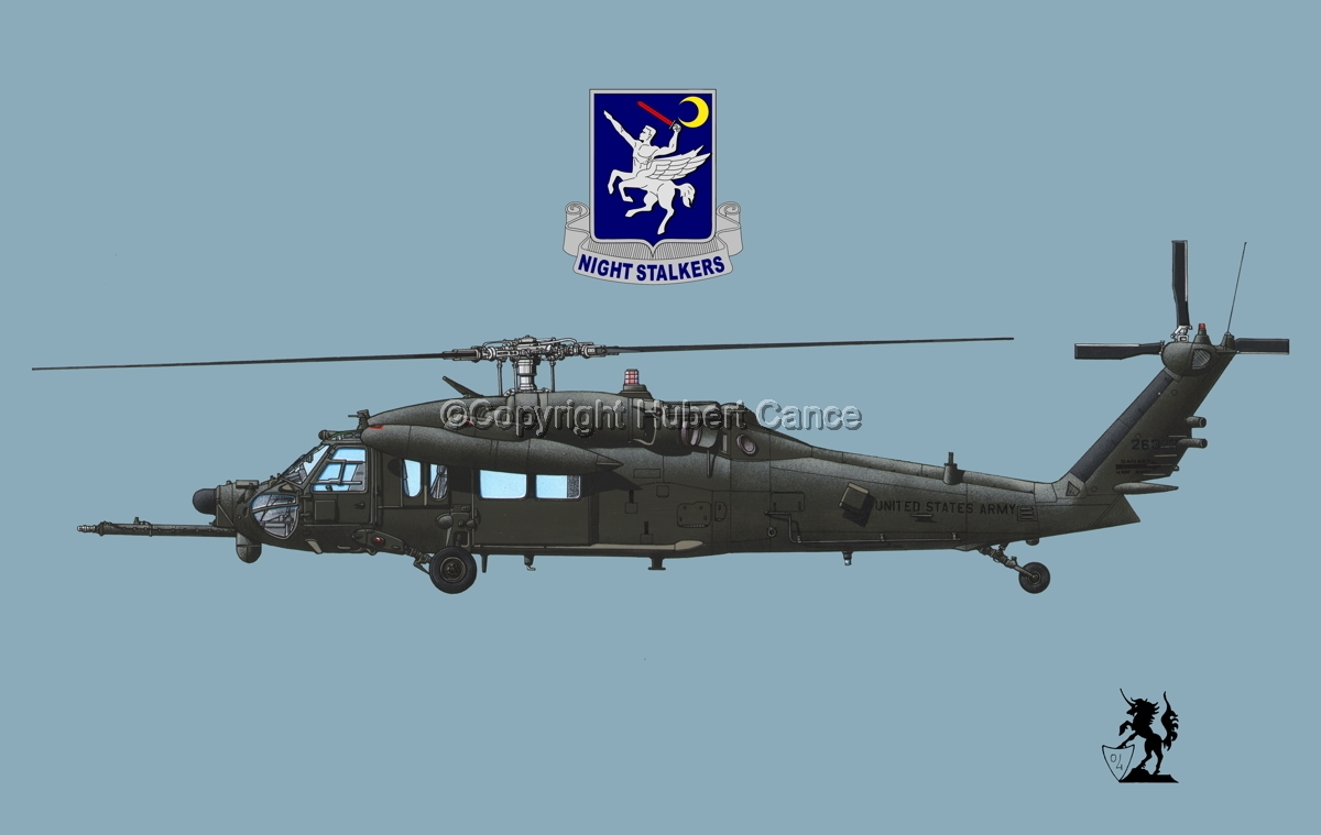 "Sikorsky MH-60K ""Blackhawk"" (Insignia #8.2) (large view)"