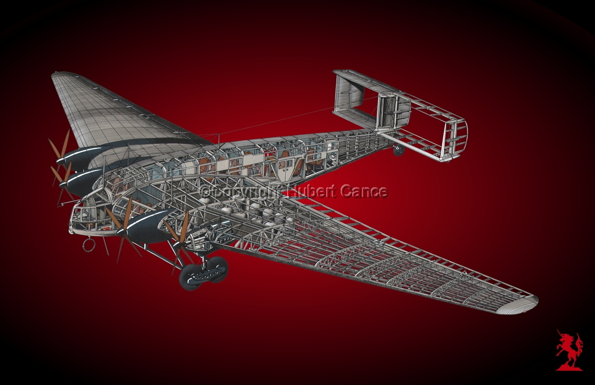 Junkers G 38 ce #4 (large view)