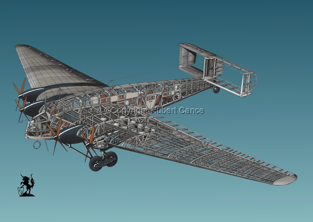 Junkers G 38 ce #6 (large view)