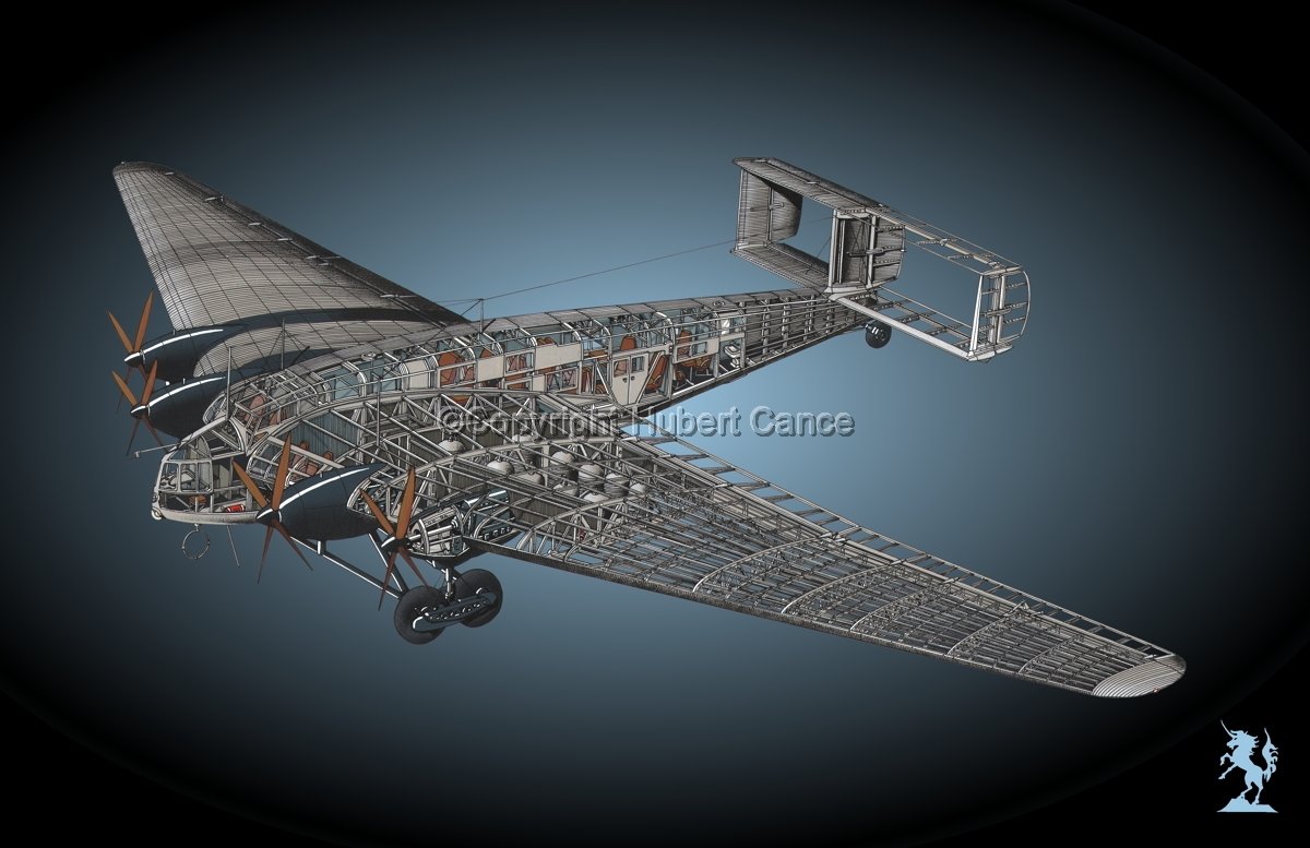 Junkers G 38 ce #7 (large view)