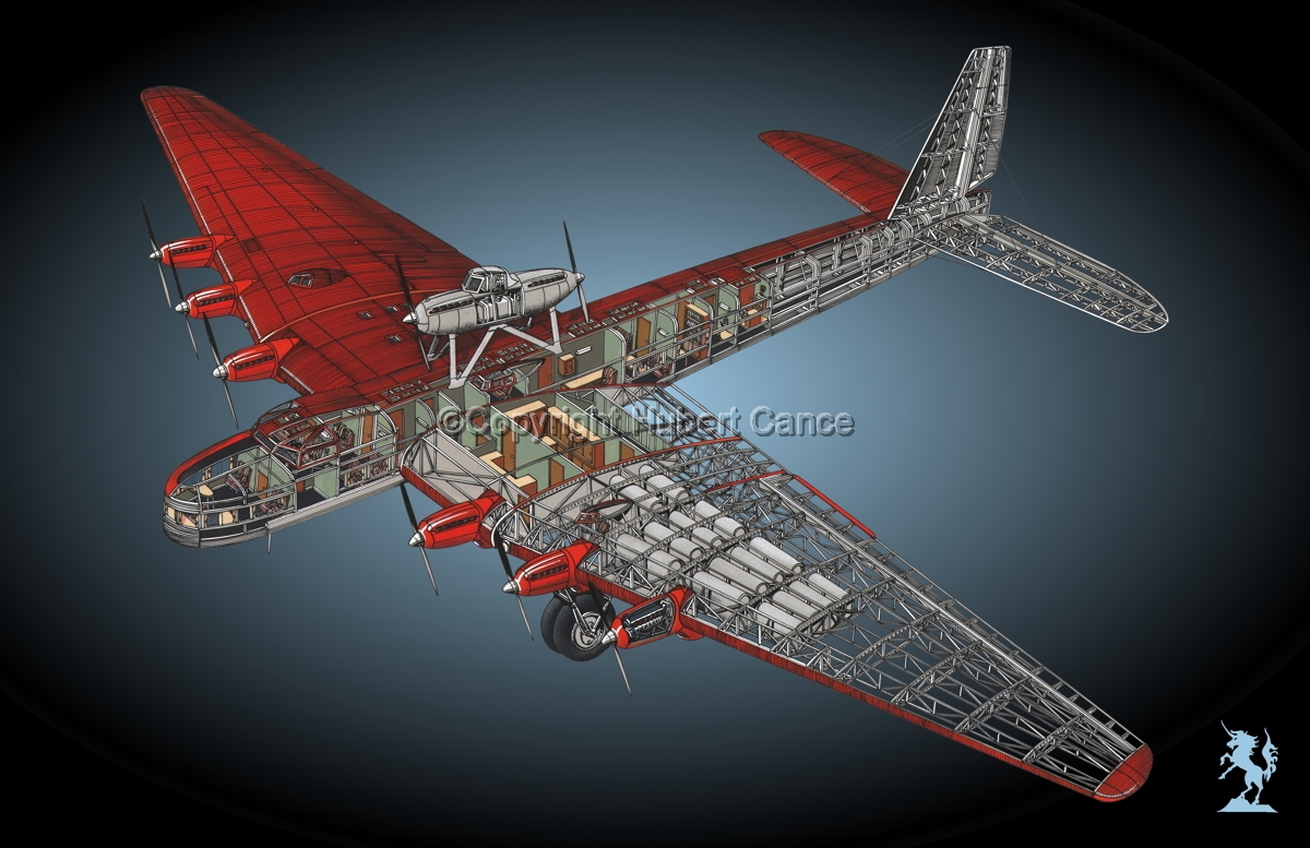 "Tupolev ANT-20 ""Maxim Gorki"" #5 (large view)"
