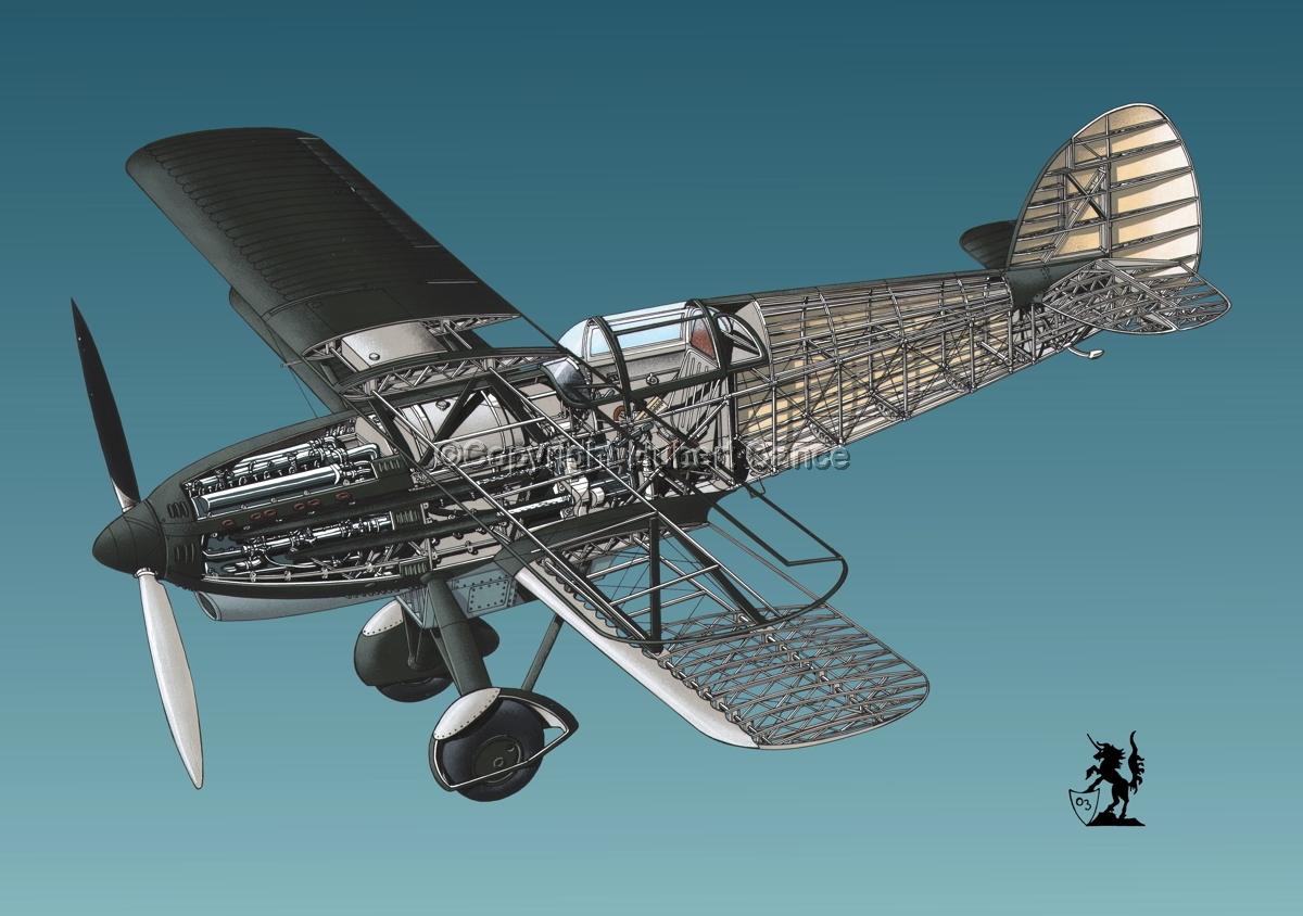 Avia B-534N #7 (large view)