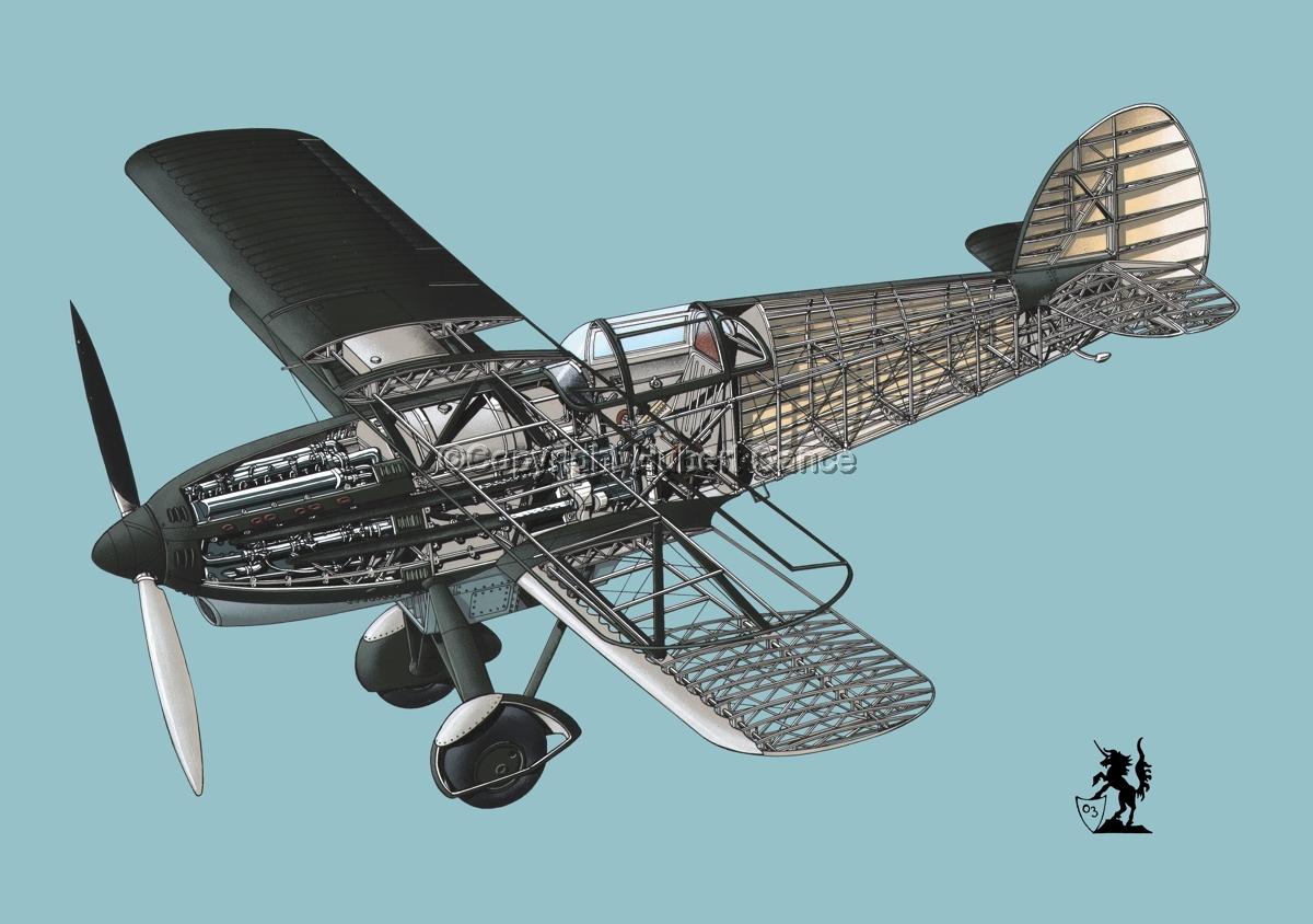 Avia B-534N #6 (large view)