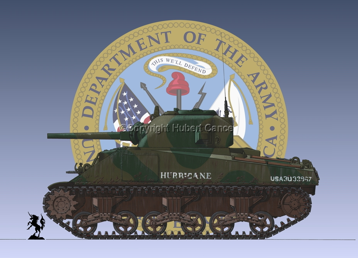 "M4 (Early) ""Sherman"" (Insignia #1) (large view)"