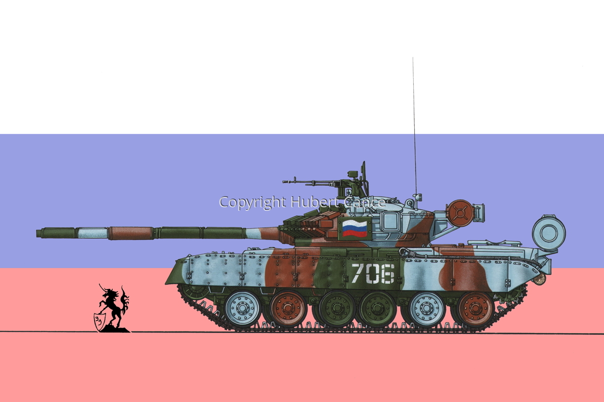 T-80BV (Flag #1) (large view)