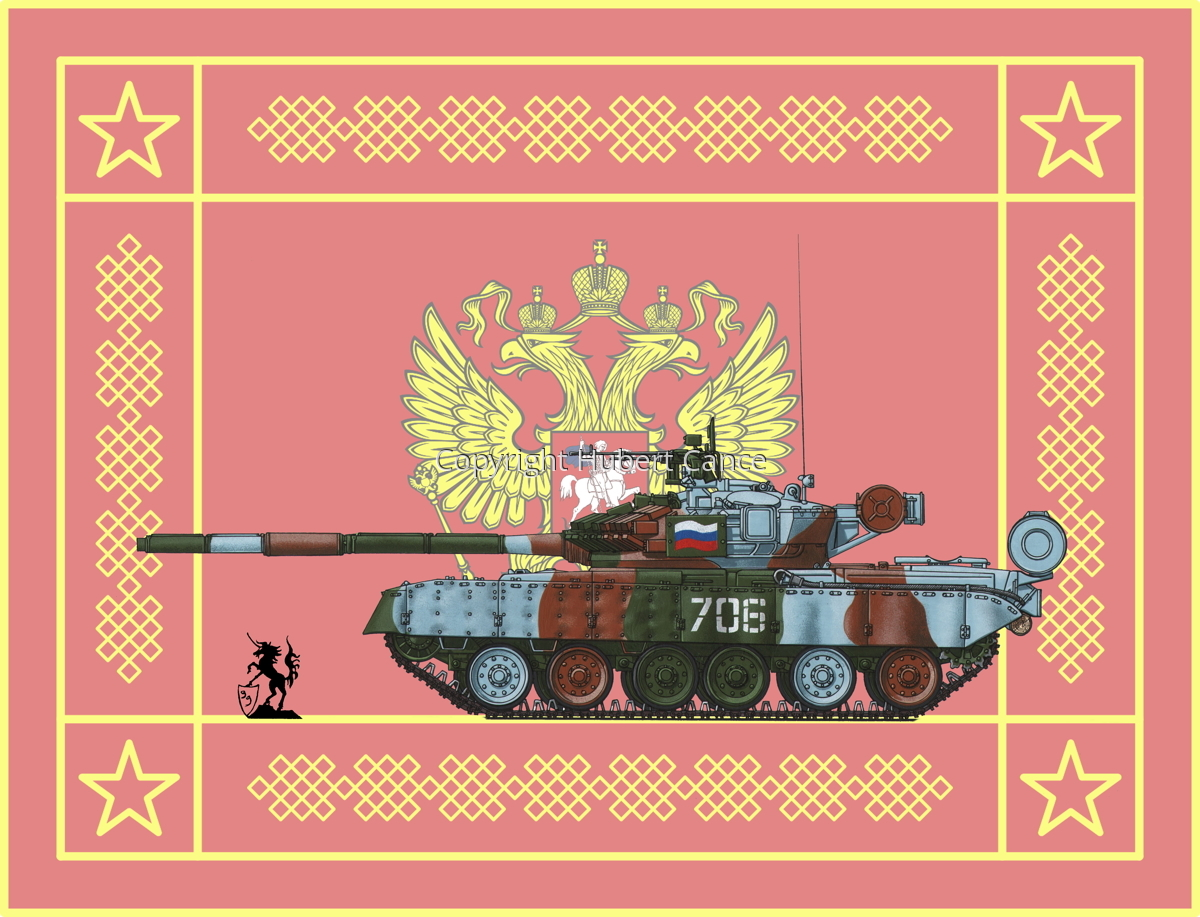 T-80BV (Flag #2) (large view)