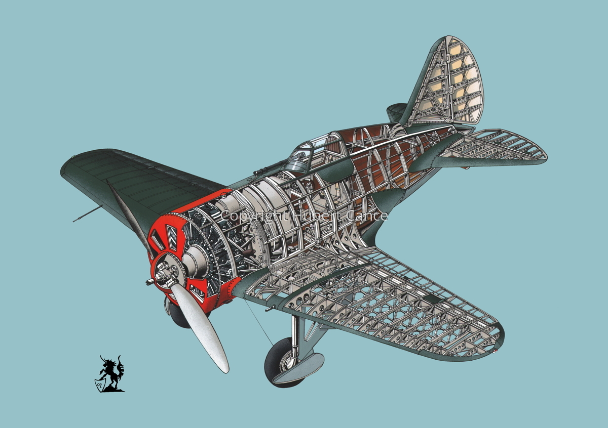 Polikarpov I.16 Type 5 #1.5 (large view)