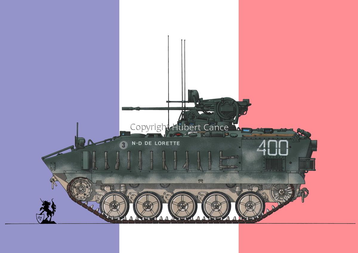 AMX 10PC (Flag #1) (large view)