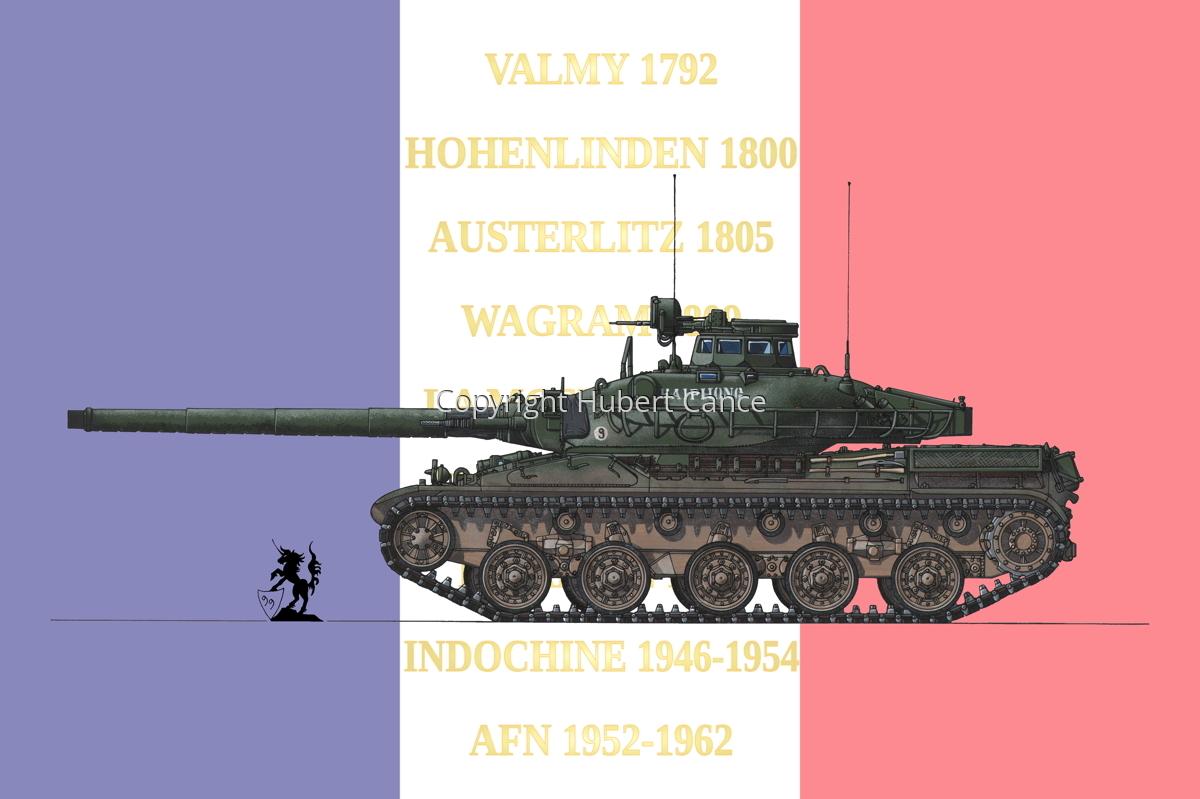 AMX 30B2 (Flag #2) (large view)