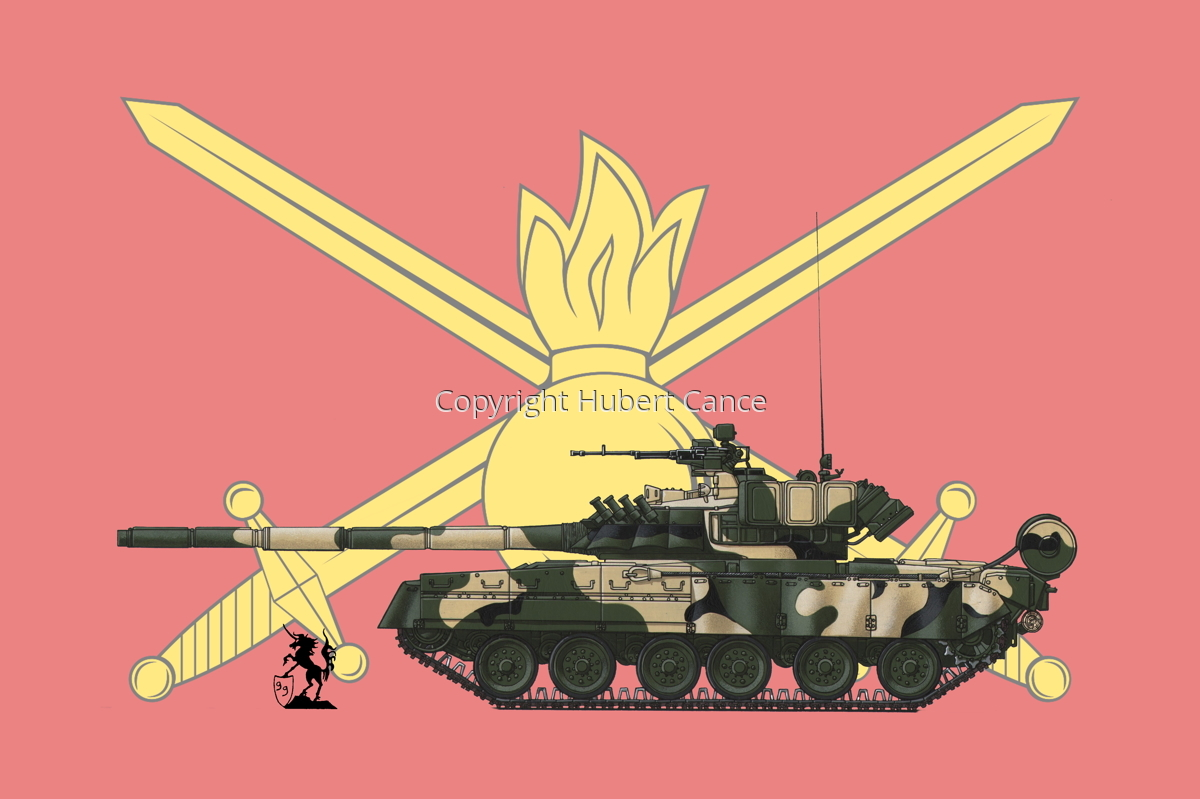 T-80U(M) (Flag #3) (large view)