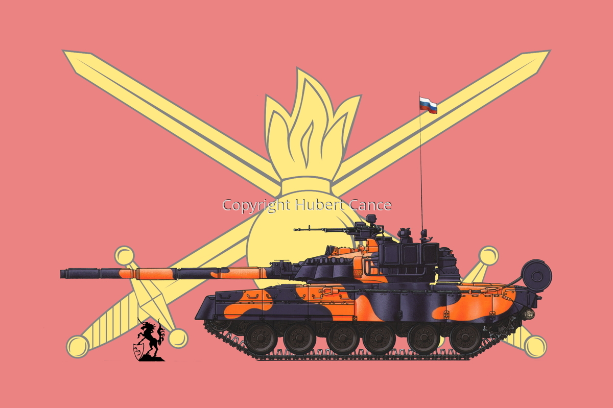 T-80UE (Flag #3) (large view)