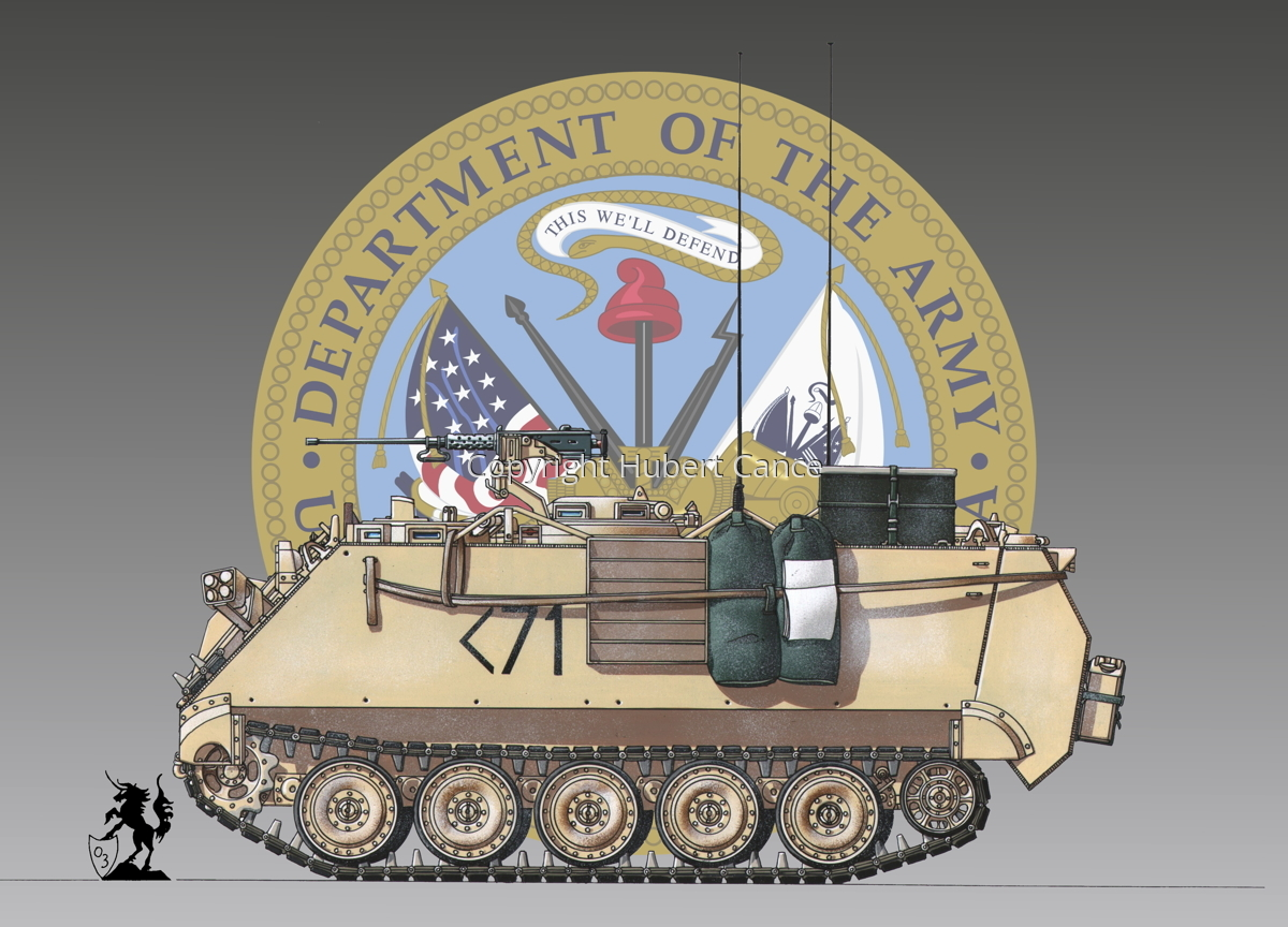 M113A3 (Insignia #1) (large view)