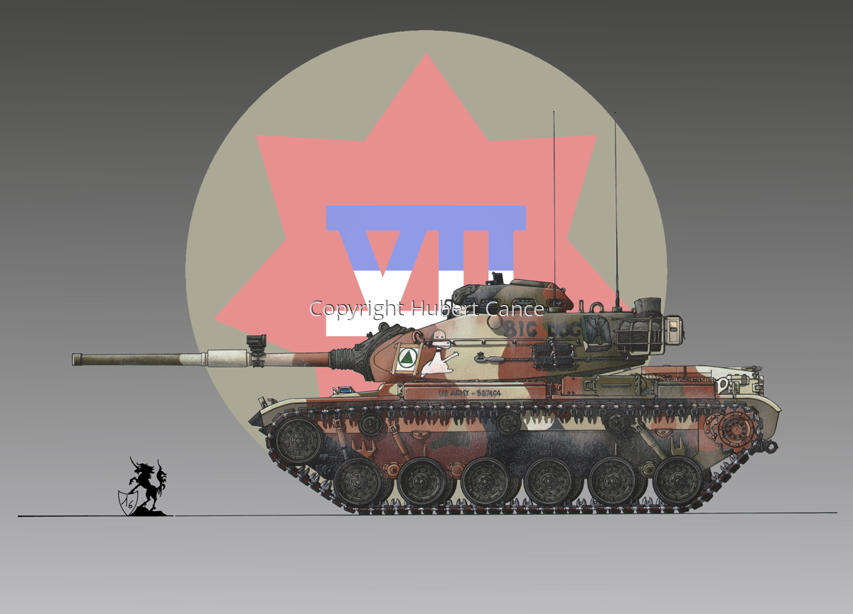 M60A1 AOS (Insignia #4) (large view)