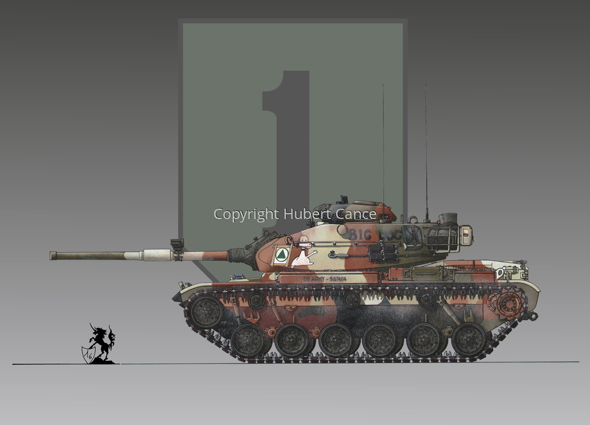 M60A1 AOS (Insignia #8) (large view)