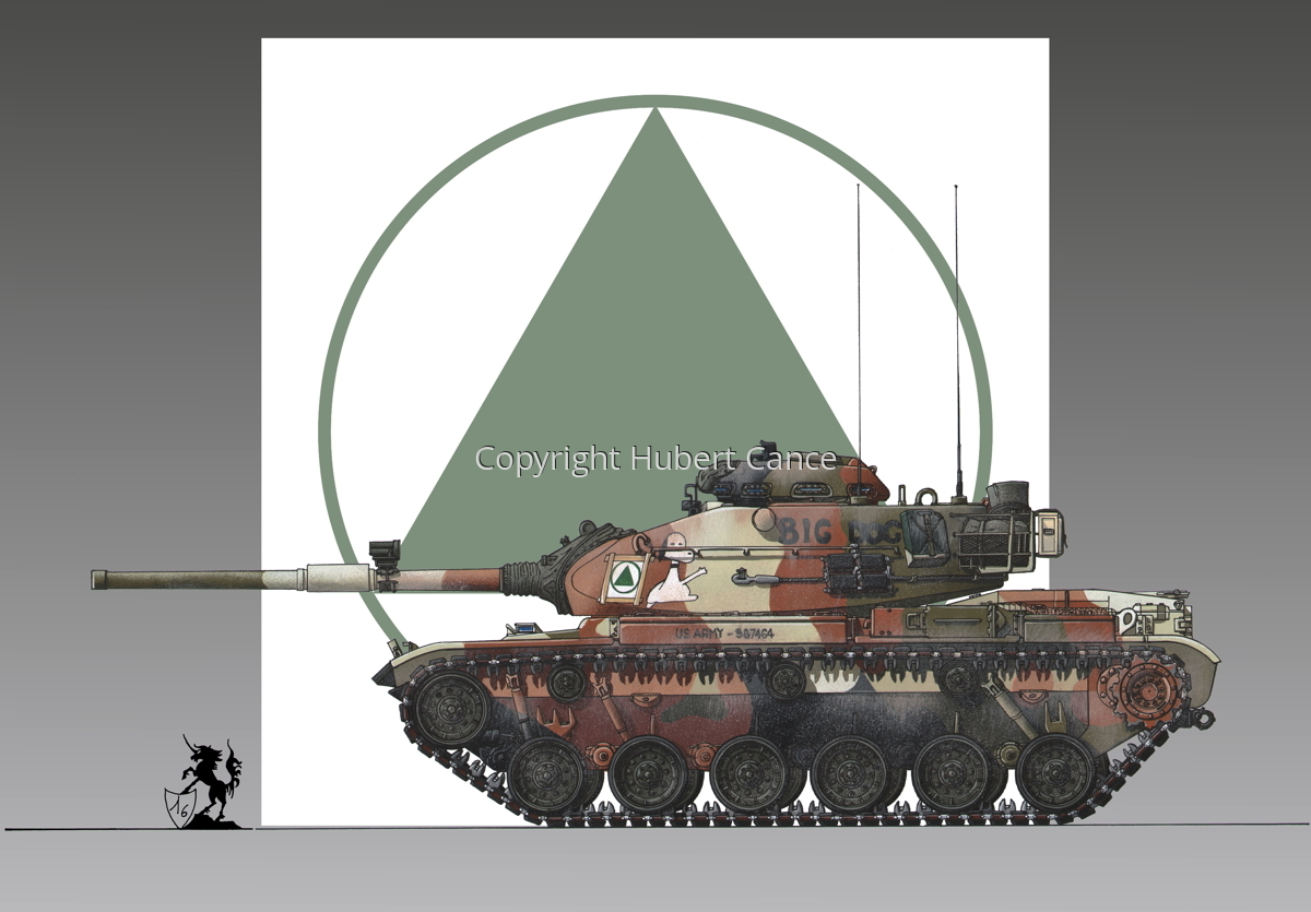 M60A1 AOS (Insignia #9) (large view)