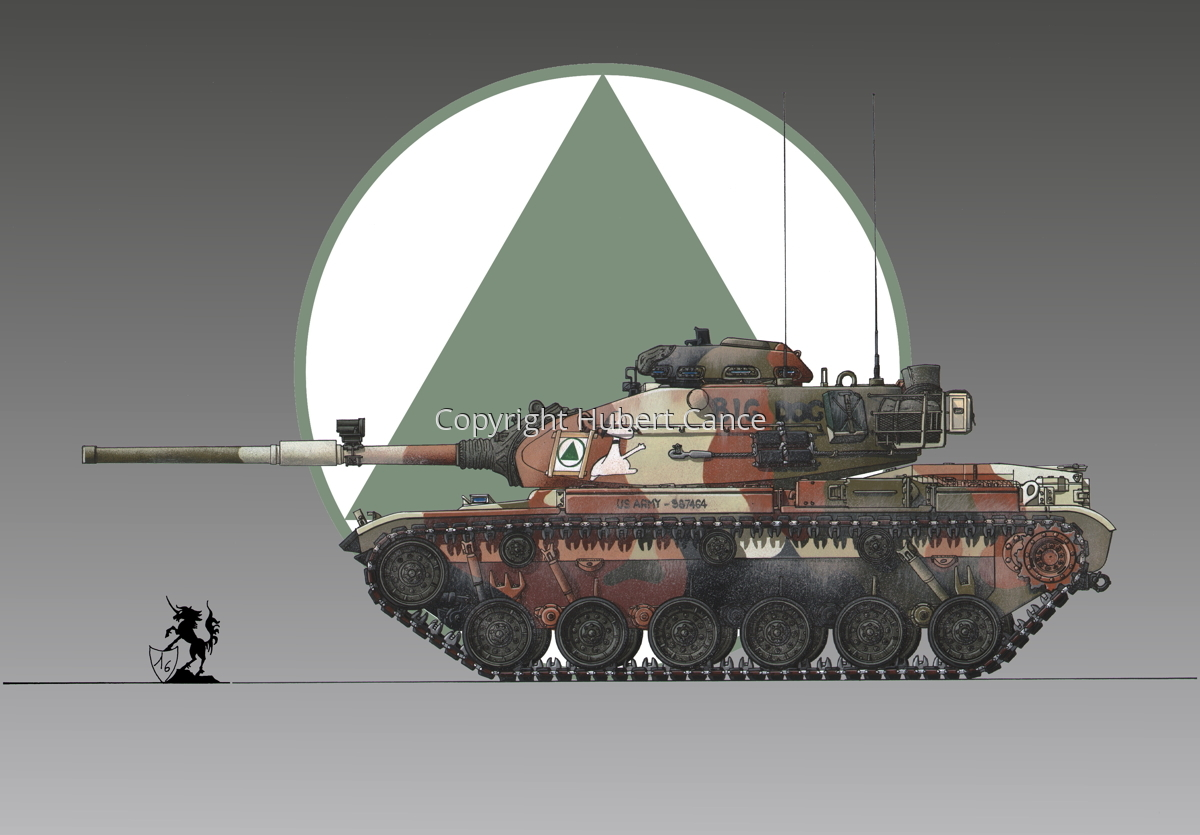 M60A1 AOS (Insignia #10) (large view)