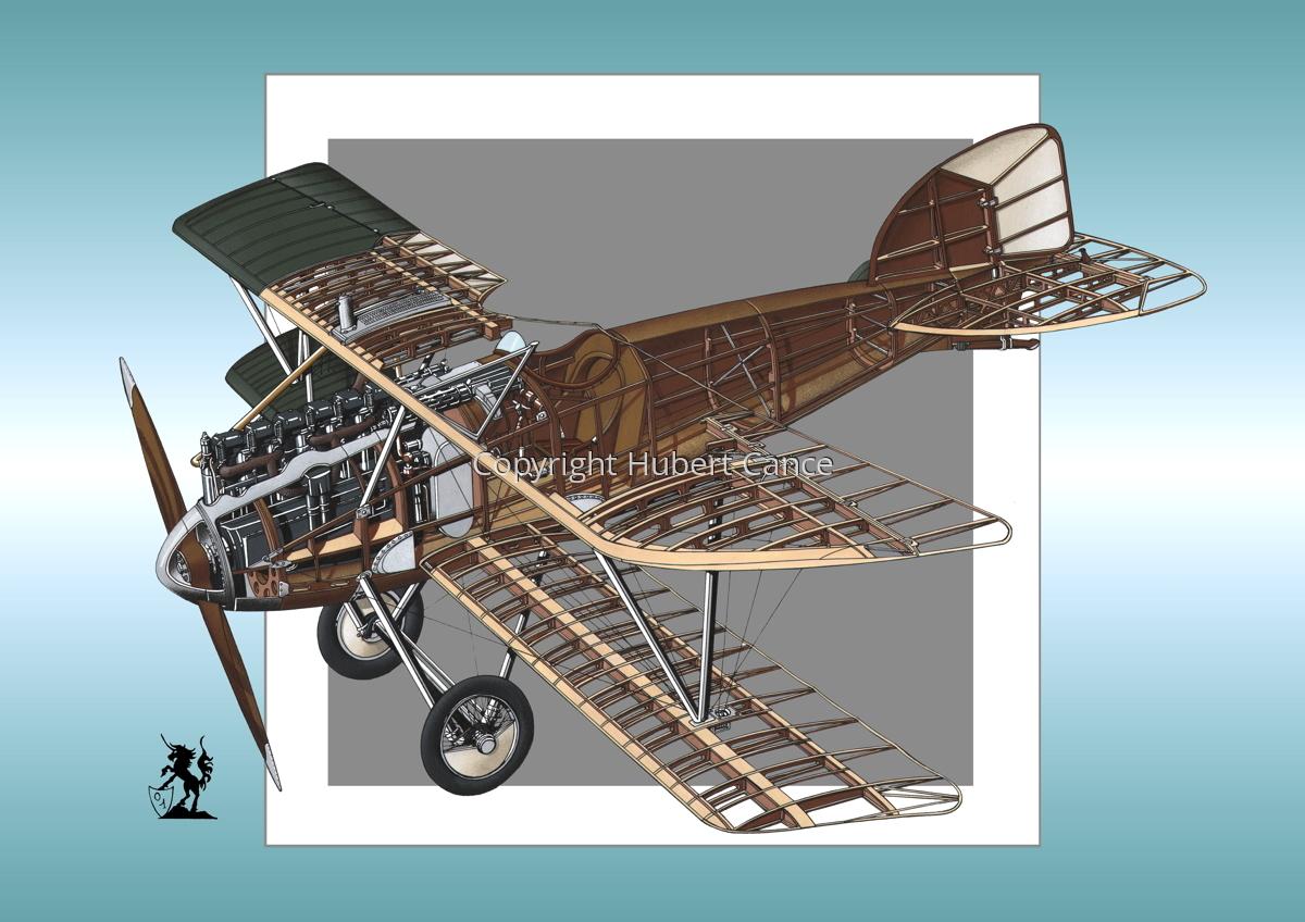 Albatros D.III (Roundel #4) (large view)