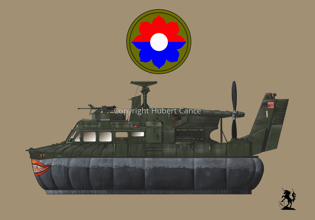 """Bell SK-5 ""Delta Monster"" PACV hovercraft (Insignia #2.2) (large view)"