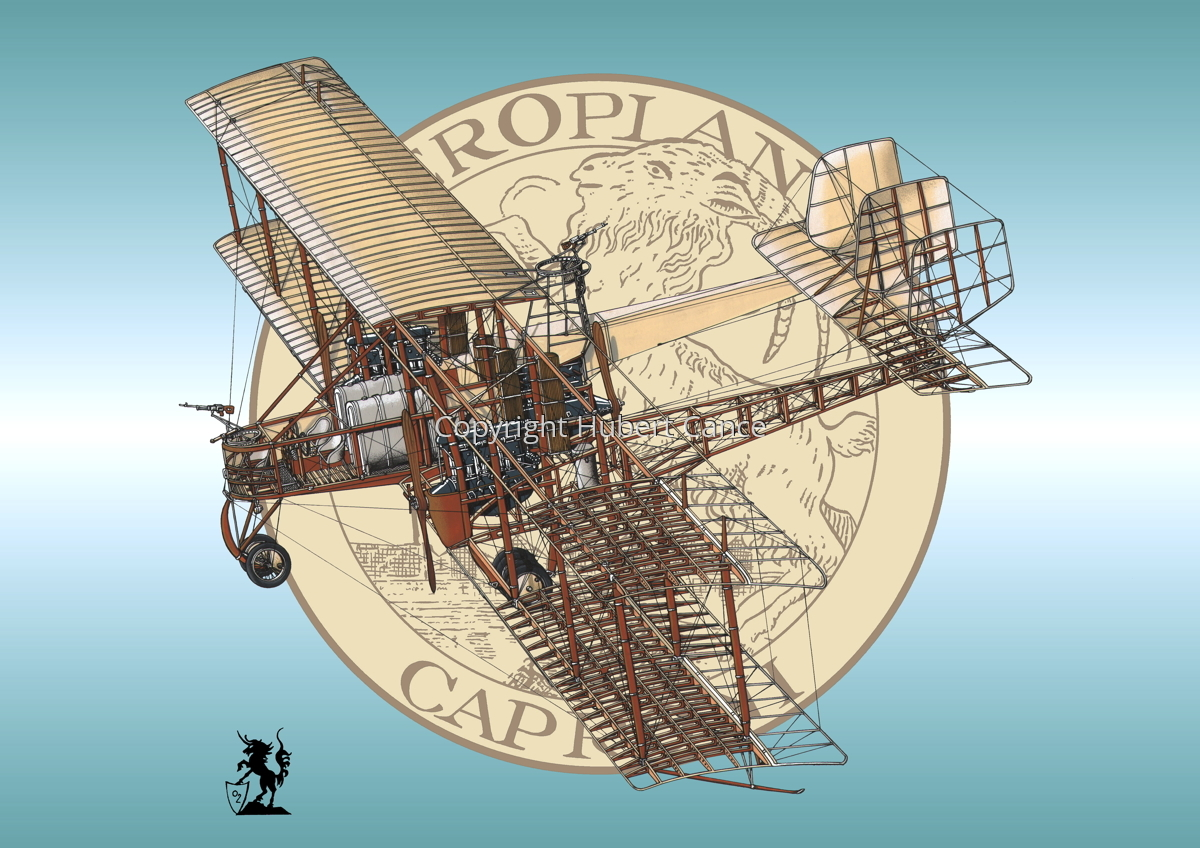 Caproni Ca.3 (Logo #6) (large view)