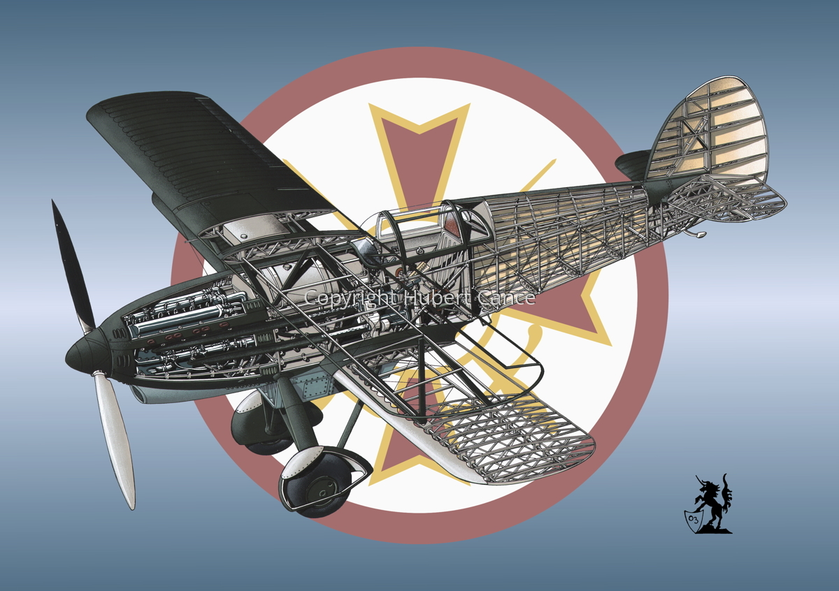 Avia B-534N (Roundel #2) (large view)