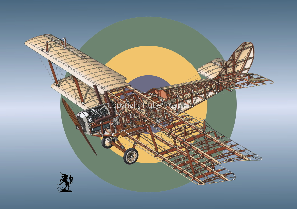 """Curtiss JN-4 """"Jenny"""" (Roundel #11) (large view)"""