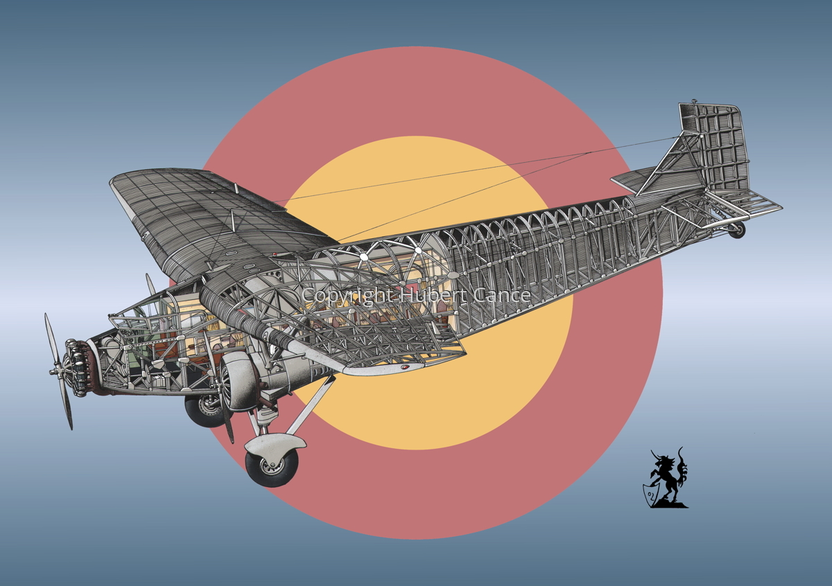 "Ford 5-AT-B ""Trimotor"" (Roundel #4) (large view)"