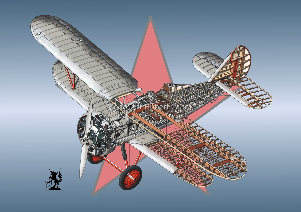 Polikarpov I.5 (Roundel #2) (large view)