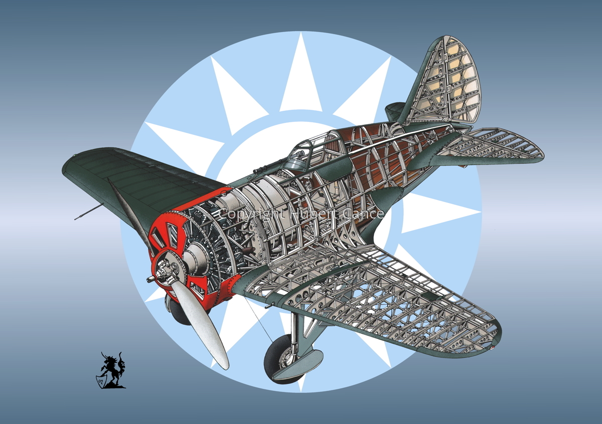 Polikarpov I.16 Type 5 (Roundel #7) (large view)
