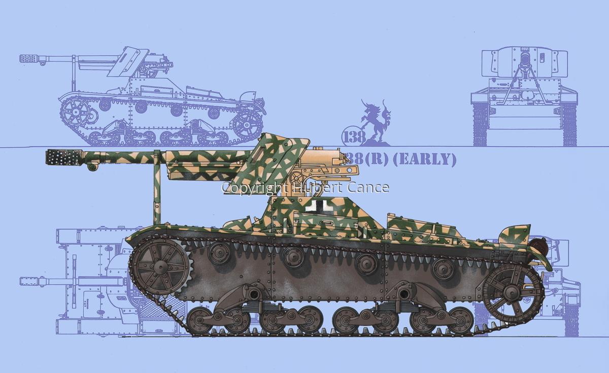 7,5 cm PaK 97/98(f) auf PzKpfw. T-26(r) (Blueprint #1) (large view)