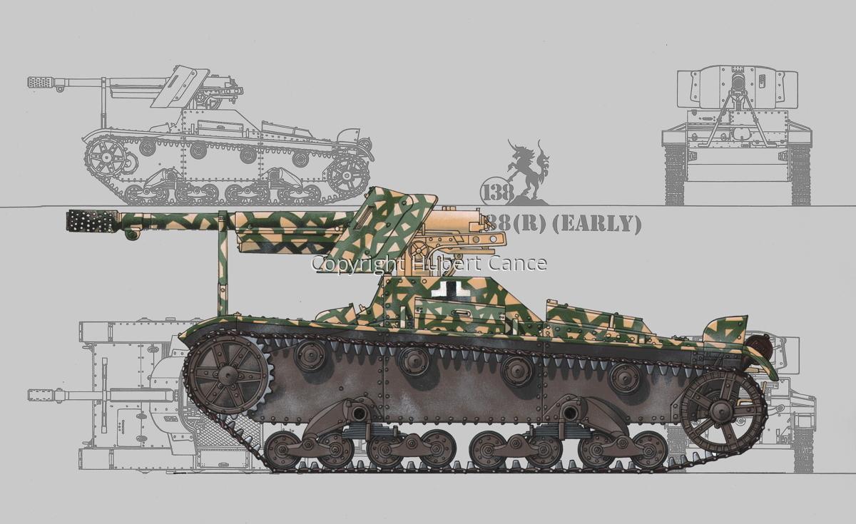 7,5 cm PaK 97/98(f) auf PzKpfw. T-26(r) (Blueprint #3) (large view)