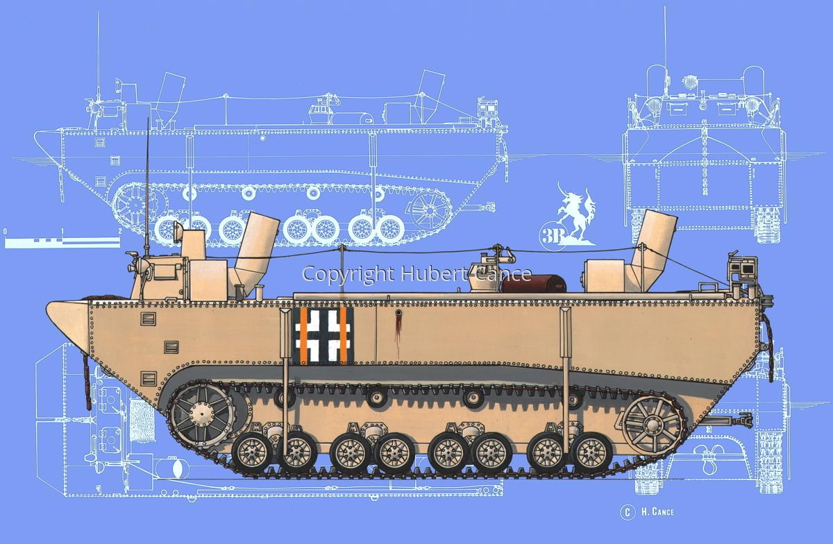 Panzerfähre (Blueprint #2) (large view)