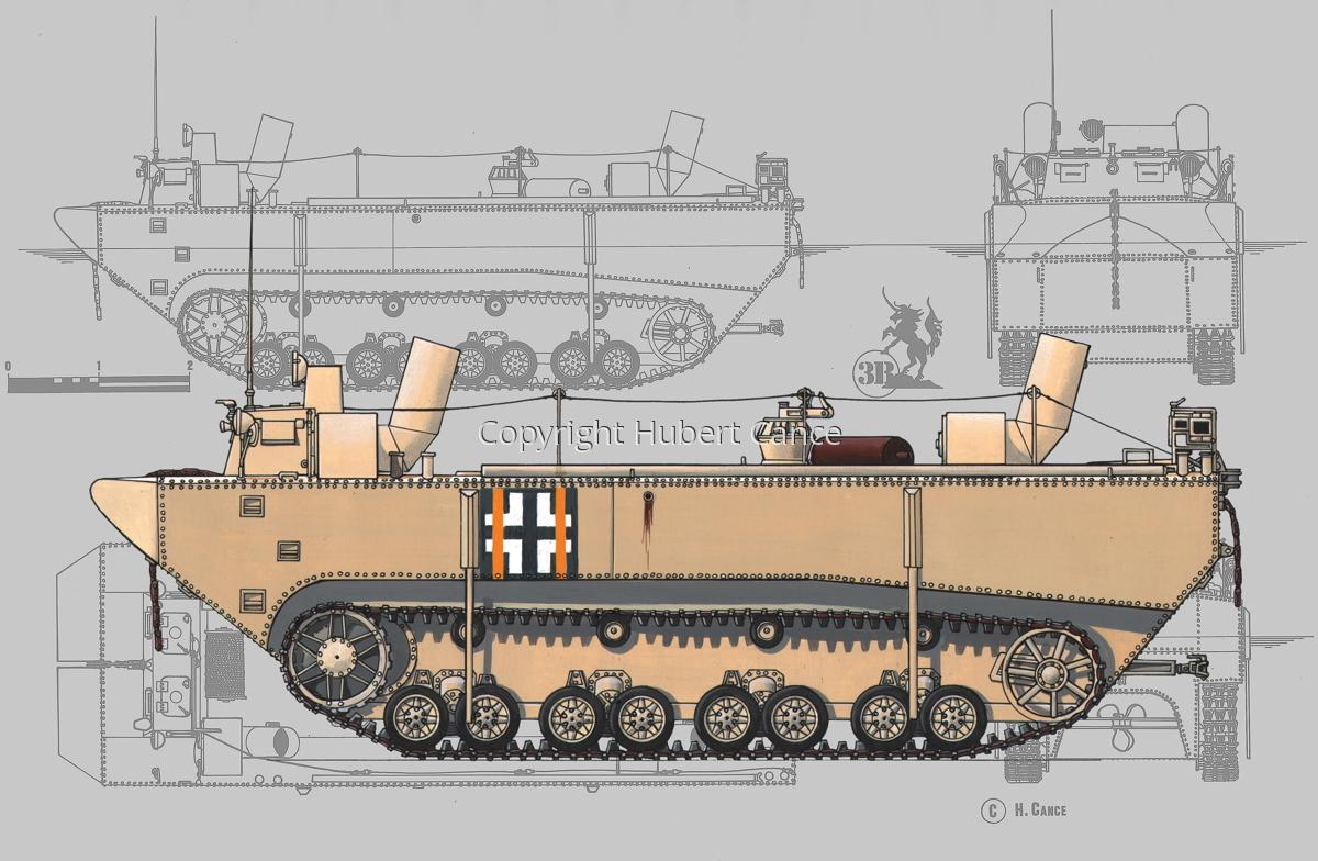 Panzerfähre (Blueprint #3) (large view)