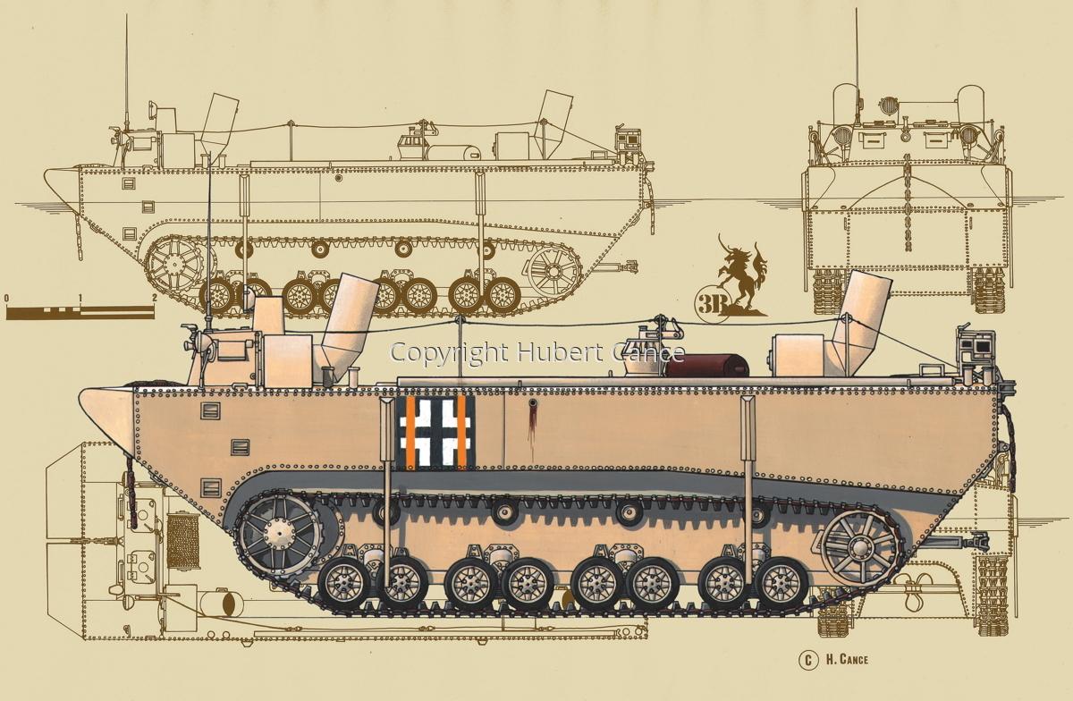 Panzerfähre (Blueprint #5) (large view)