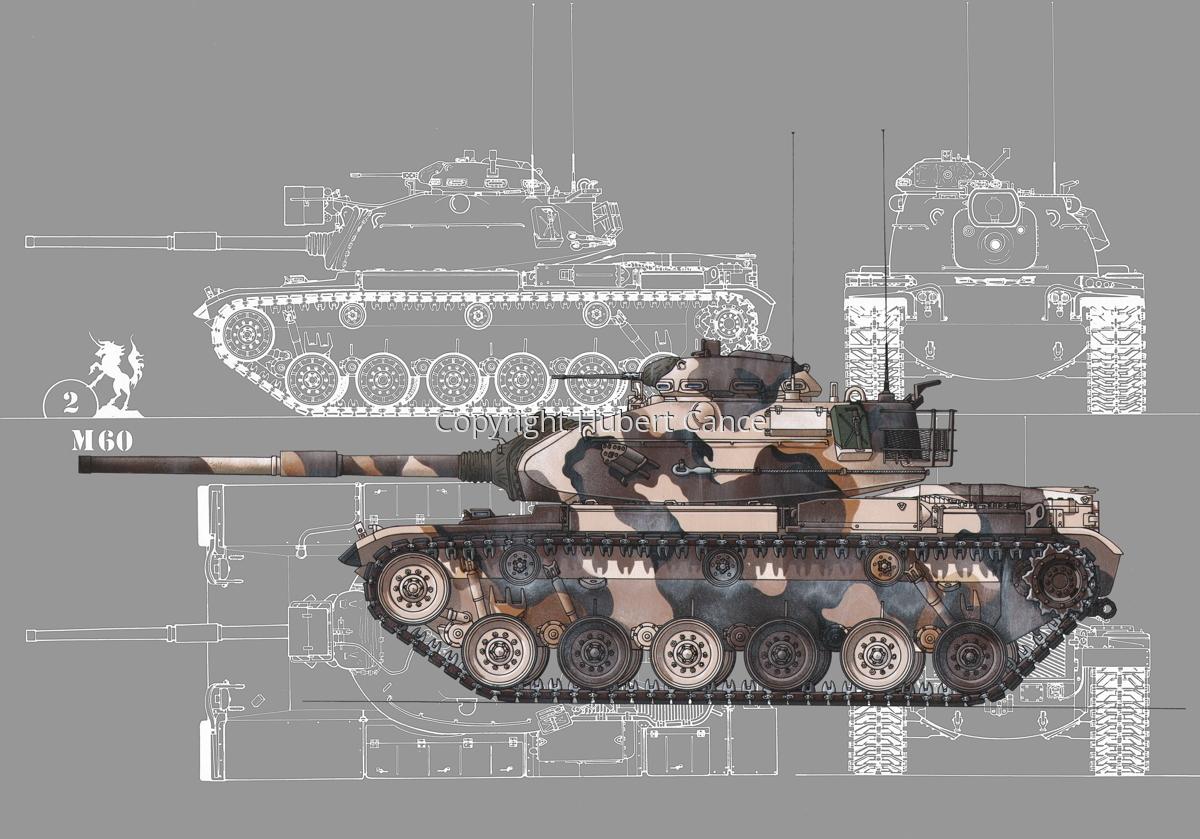 M60 (Blueprints #4) (large view)