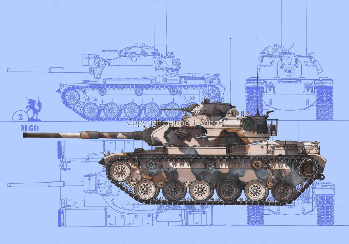 M60 (Blueprints #1) (large view)