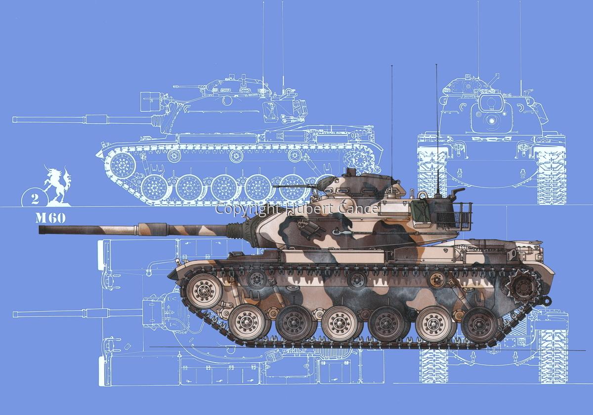 M60 (Blueprints #2) (large view)
