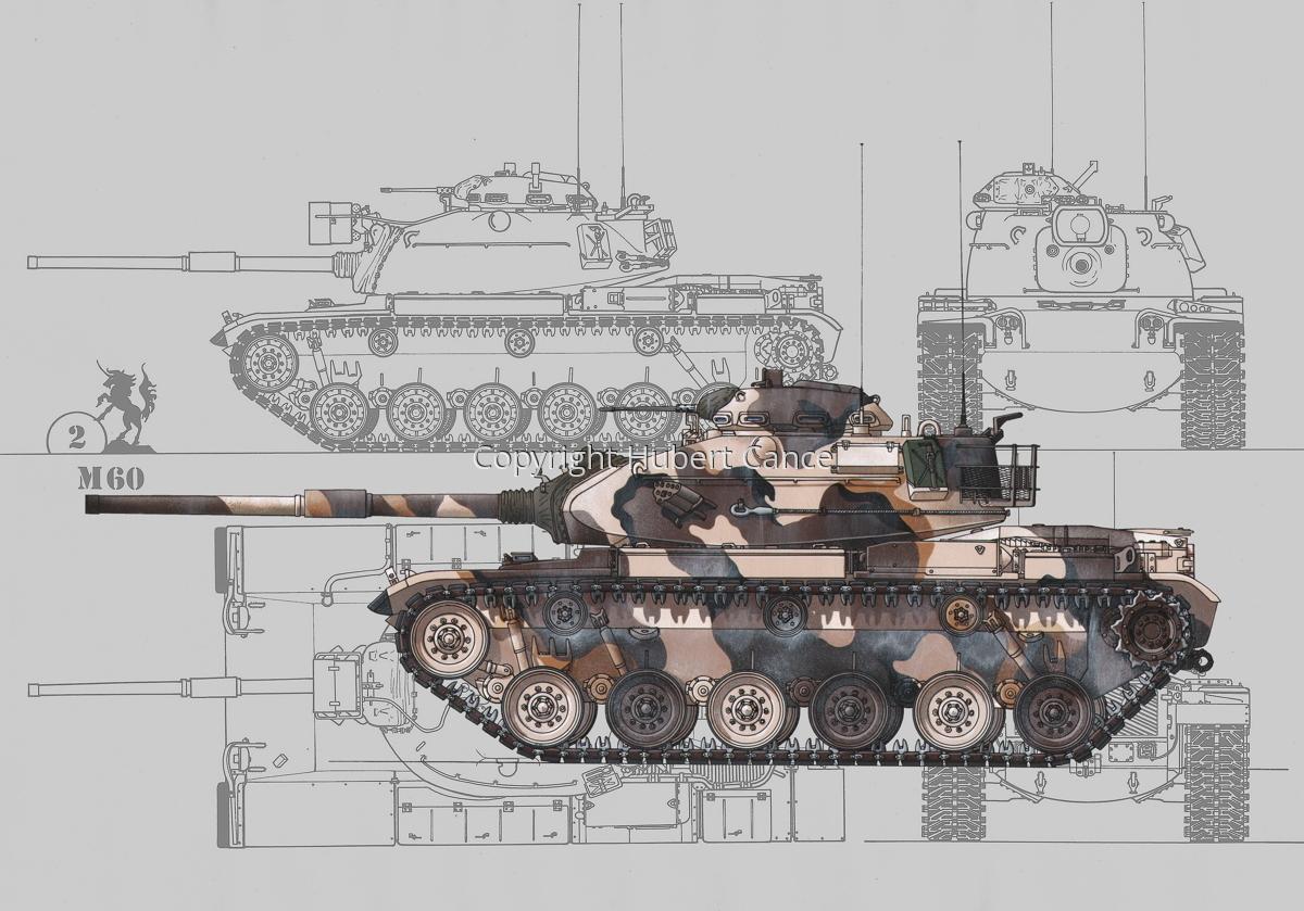 M60 (Blueprints #3) (large view)