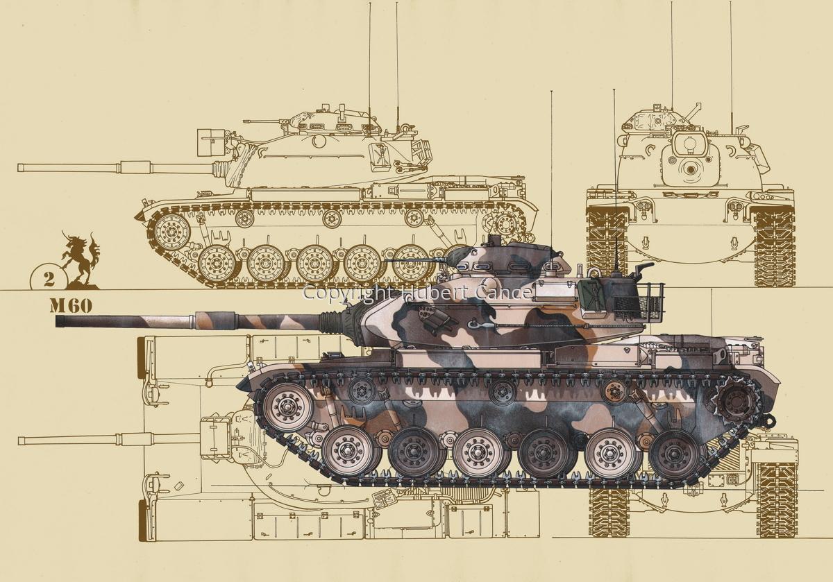 M60 (Blueprints #5) (large view)