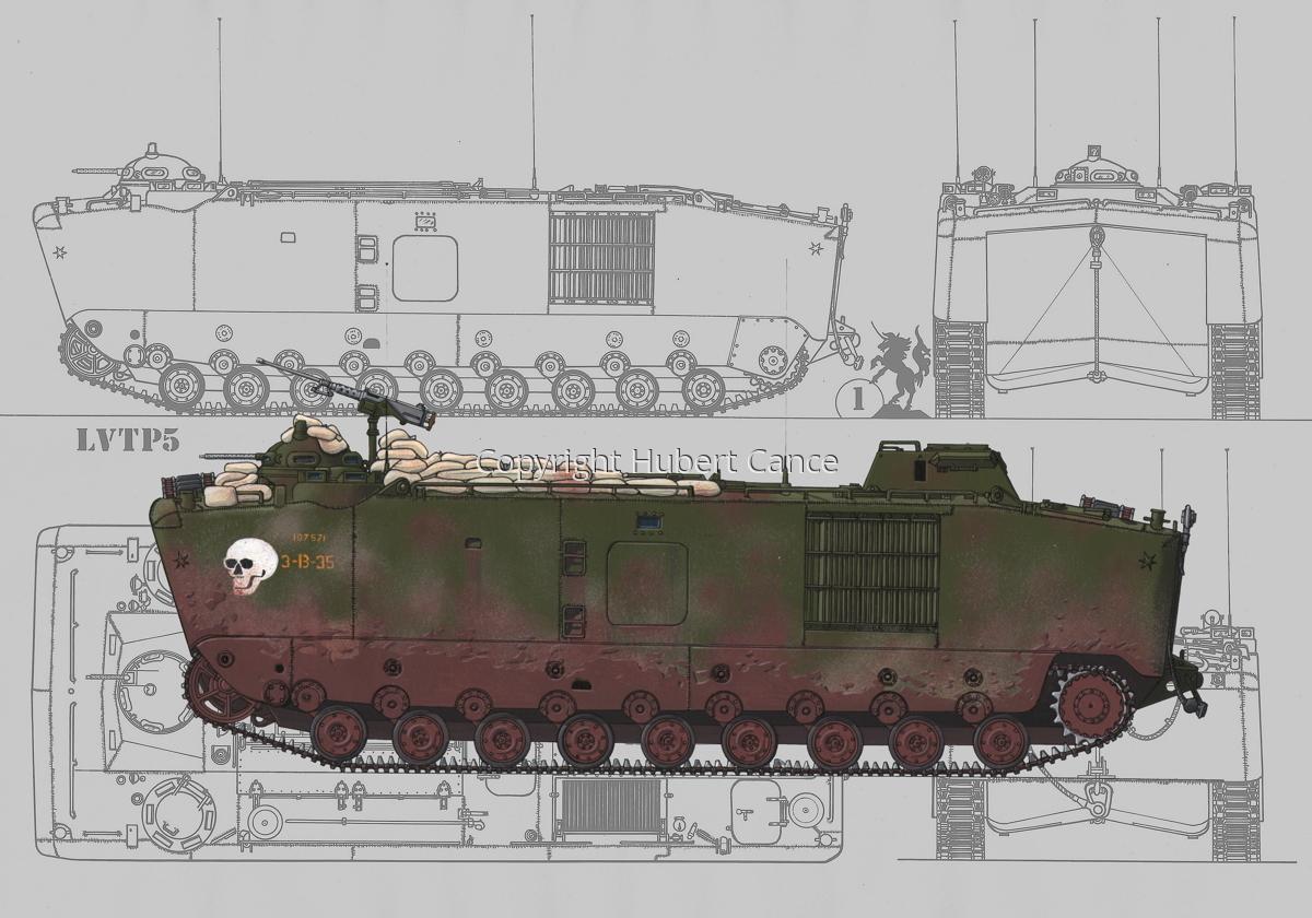 LVTP-5 (Blueprint #3) (large view)