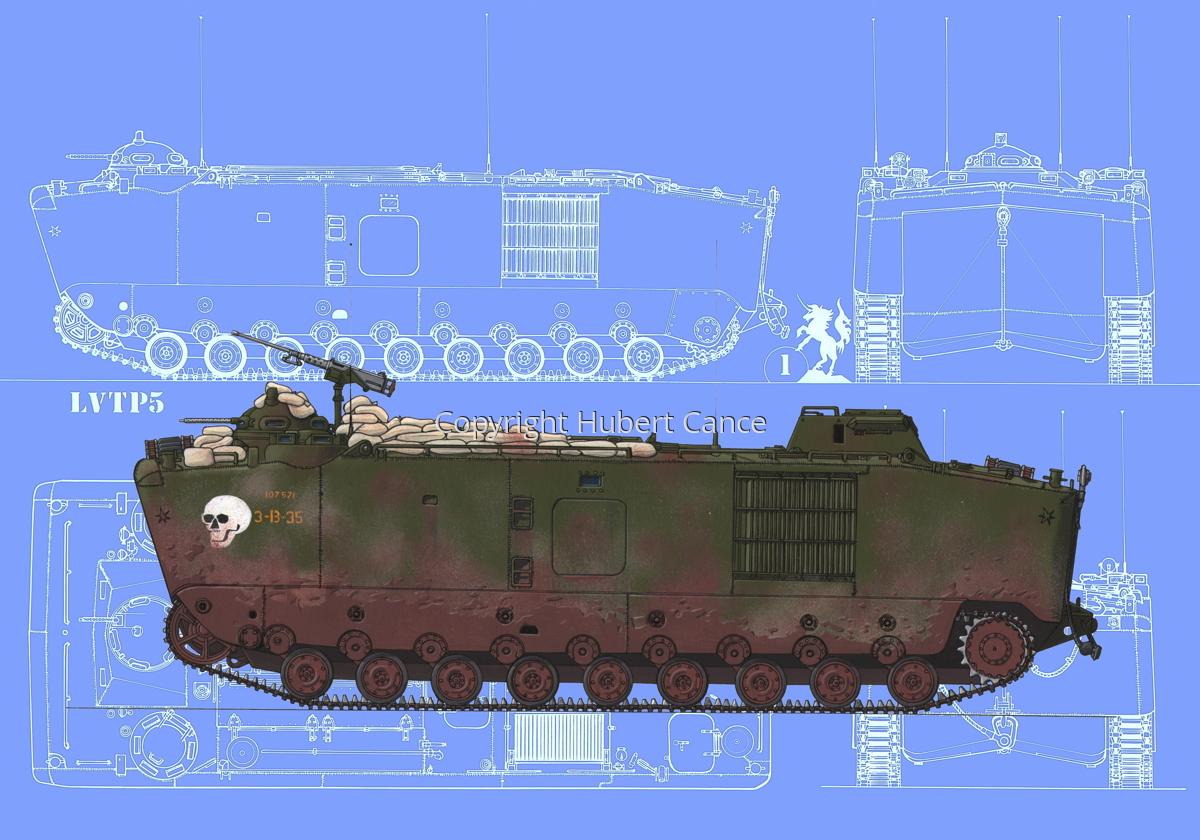 LVTP-5 (Blueprint #2) (large view)